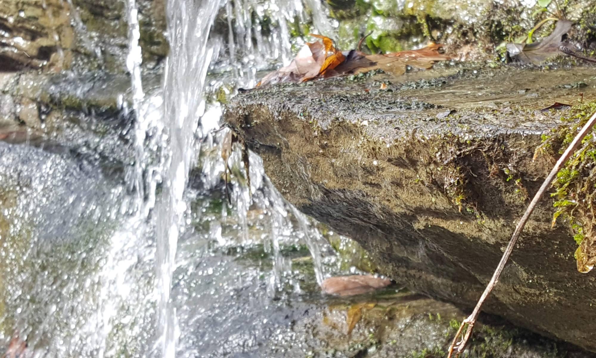 Hosak's Cave Waterfall